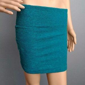 BCBG skirt Stretch fabric Size small